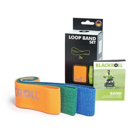 Pack Élastiques squat LOOP BAND SET - BLACKROLL®