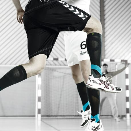 Compression Sock Trainning Chaussettes Bauerfeind