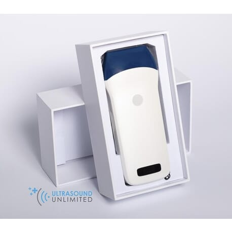 Echographe Ultrasound-Unlimited - Sonde Linéaire AVEC DOPPLER