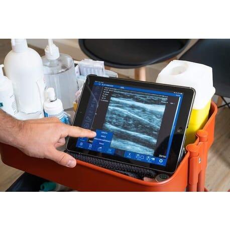 Echographe Ultrasound-Unlimited - Sonde Linéaire SANS DOPPLER