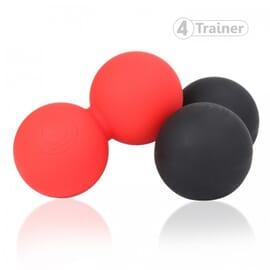 Double balle de massage Lacrosse - 4Trainer