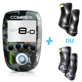 Compex Sport Sp 8.0 Wod Edition + Power Knee
