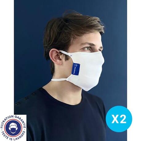Masque Pro Security Thuasne - Lot de 2