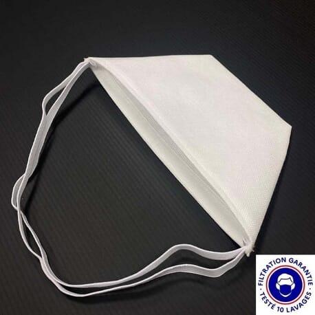 Masque filtrant lavable UNS2