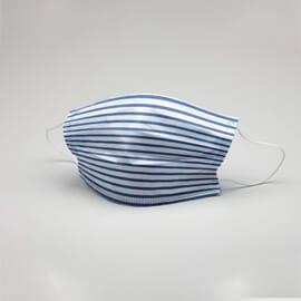 Masque Barrière 3 plis lavable - Adulte