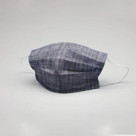 Masque Barrière double couche lavable Adulte