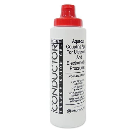 Gel conducteur Chattanooga 250ml
