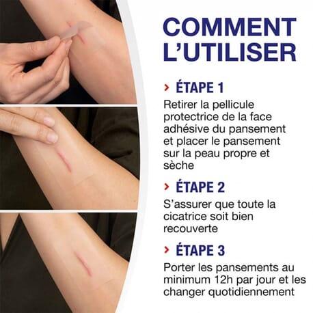 Réducteur de cicatrice Elastoplast