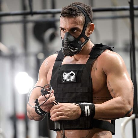 Phantom Training Mask + Filtre GKD
