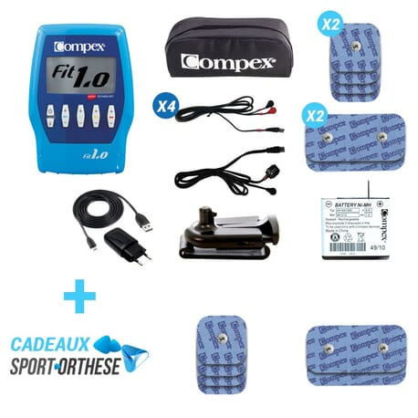 "Compex Fitness ""Fit 1.0"""