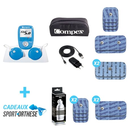 """COMPEX Fitness """"Fit 5.0"""""""