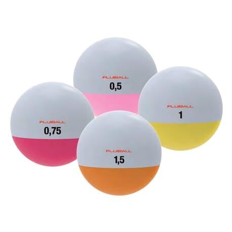 FLUIBALL 0.75 kg Ø16cm - Gamme Rehab