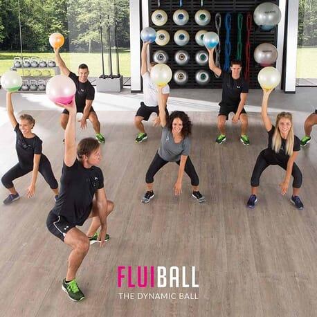 FLUIBALL 8 kg 30cm - Gamme functional