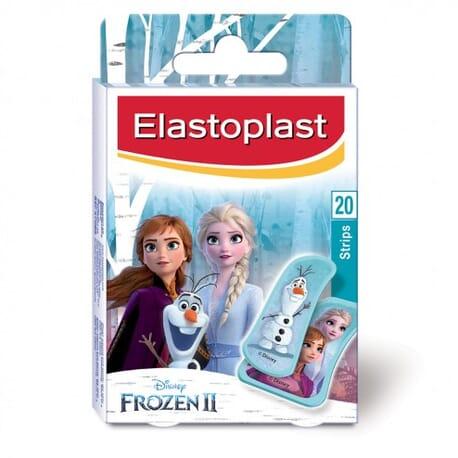 Pansement Universel Reine des Neiges x20 Elastoplast