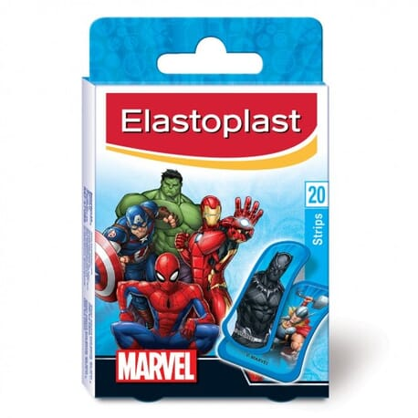 Pansement Universel Disney Avengers x20 Elastoplast