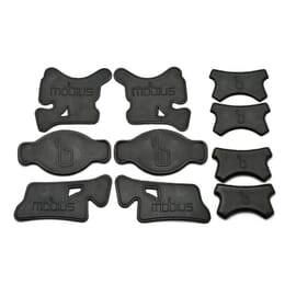 Kit Pads Complet pour genouillère mobius x8 knee