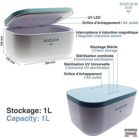 Bioclean Box