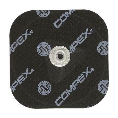 Electrodes Carré Performance à Snap - COMPEX