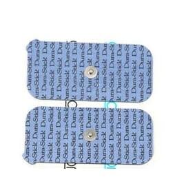 Electrodes Série DURA-STICK PLUS à SNAP (par CEFARCOMPEX)