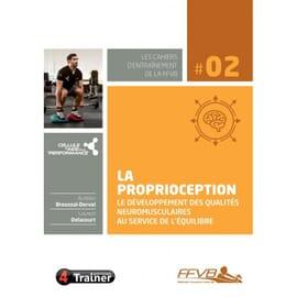 La proprioception - Livre