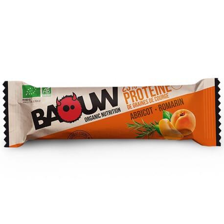 Barres Protéine de graines de courge - Abricot - Romarin BAOUW