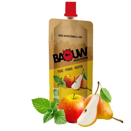Purée Poire - Pomme - Menthe Timut BAOUW