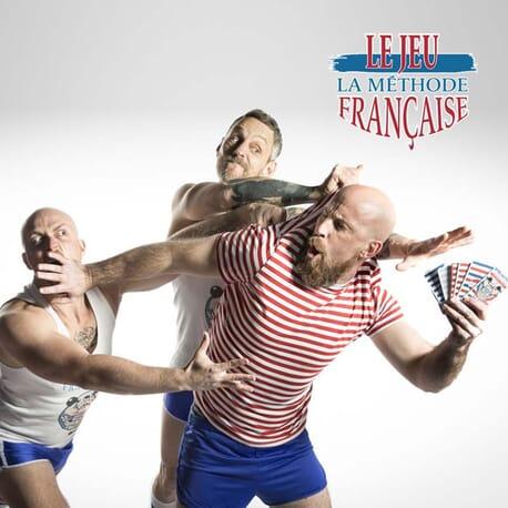 Jeu de cartes sportif - La méthode française - 4Trainer
