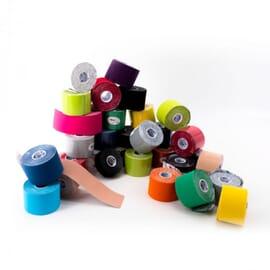 Pack éco Doki Tape - 20 + 4 Bandes 5 cm X 5 m