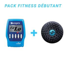 Pack Fitness Débutant Compex