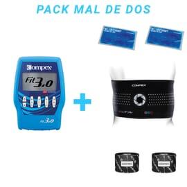 Pack Mal de Dos Compex