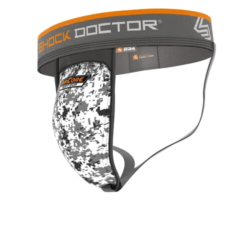 Coquille avec Support SCHOCK DOCTOR 233 / 234