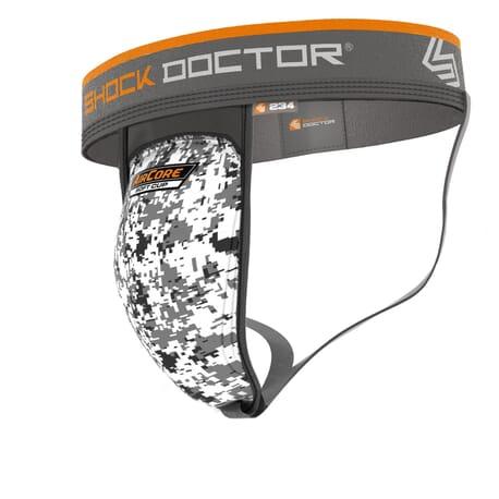 Coquille avec Support SCHOCK DOCTOR 233 / 234