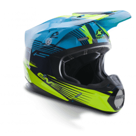 Casque EVS T5 Works- Moto Cross