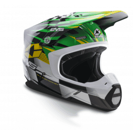 Casque EVS T5 SpeedWay Moto Cross