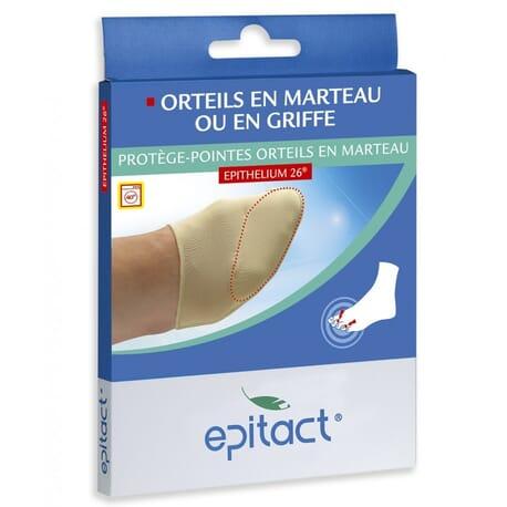 Protège-pointes orteils en marteau EPITACT