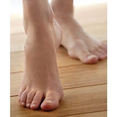 Crème pieds sec et abîmés