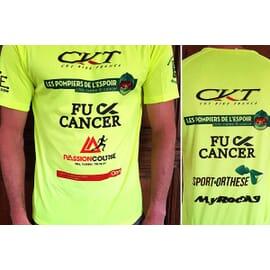 T-Shirt Sport Lutte Contre le Cancer