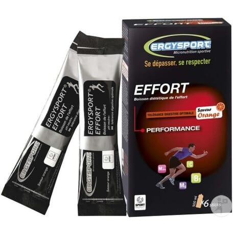 Boisson EFFORT stick -ERGYSPORT