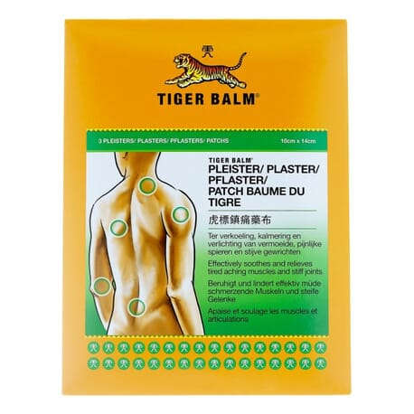 Patch Baume Tigre®