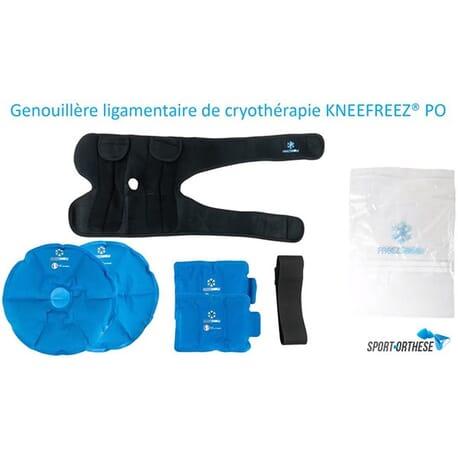Genouillère Kneefreez Freezsnow