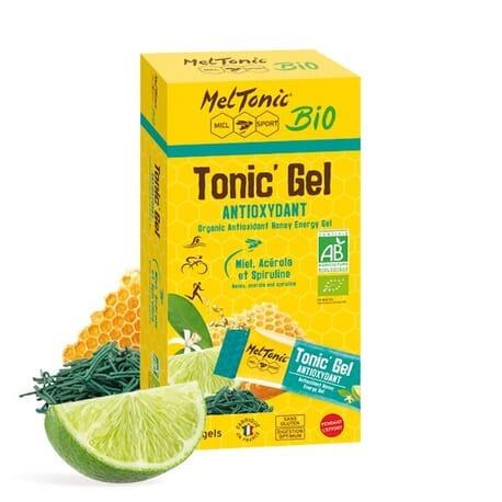 Gel MelTonic Bio Antioxydant - Miel, Acérola & Spiruline x8