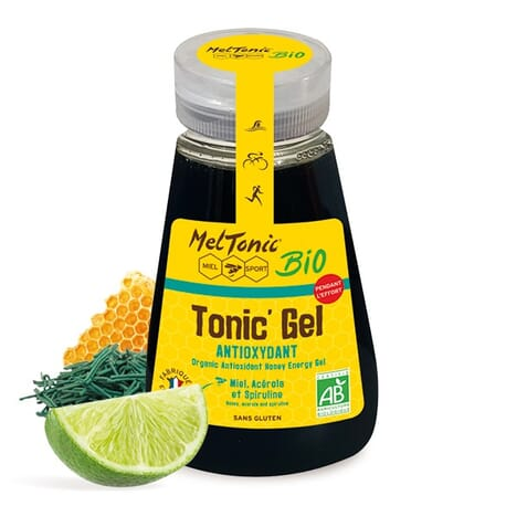 Recharge Éco Gel Bio Antioxydant 250g Meltonic - Miel, Acérola & Spiruline