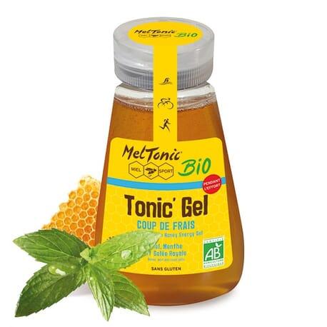Recharge Éco Gel Bio Coup de Frais 250g Meltonic - Miel, Gelée Royale & Menthe