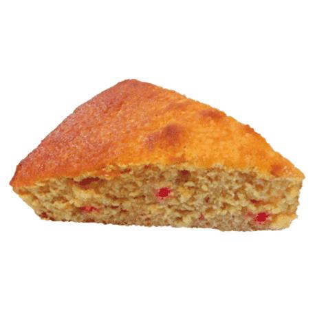 Gâteau énergétique Bio Meltonic - Framboise, Miel & Gelée royale