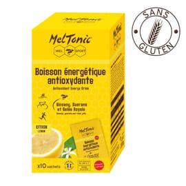 Boisson Énergétique Antioxydante Citron MelTonic